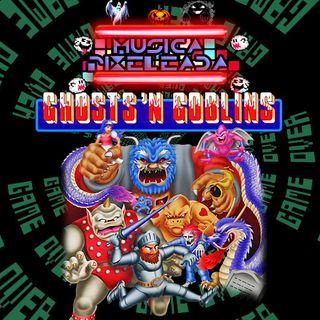 Ghosts' n Goblins (Arcade)