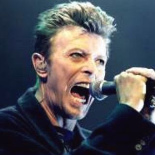 David Bowie Rock Star
