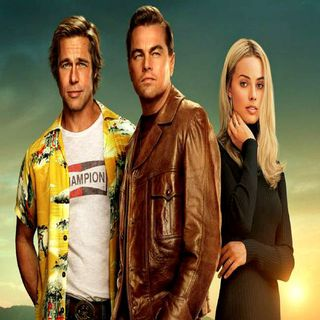 Ep 35: Once Upon a Time in Hollywood
