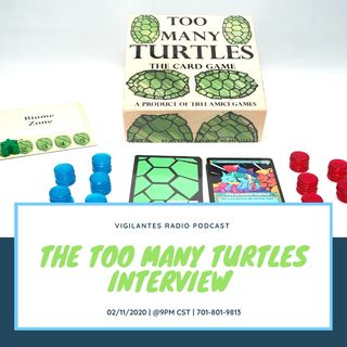 The Too Many Turtles Interview.
