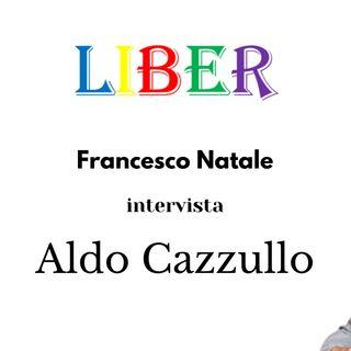Francesco Natale intervista Aldo Cazzullo | Dante e l'Italia | Liber – pt.2