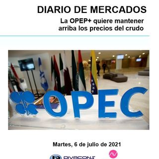 DIARIO DE MERCADOS Martes 6 Julio