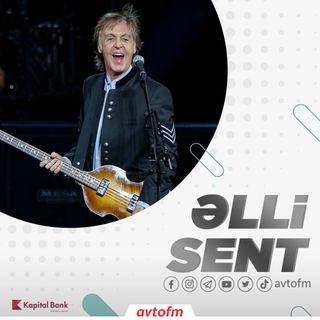 Paul McCartney | Əlli sent #73