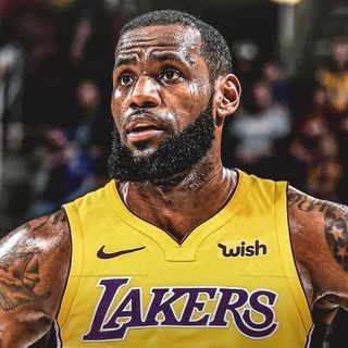 Lebron James The Purple Pill  and The L.A. Lakers