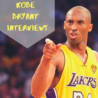 Kobe Bryant Interviews