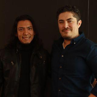 T2 ep.8 Cine y vulnerabilidad | Conversaciones con Said Sandoval y José Luis Fajardo