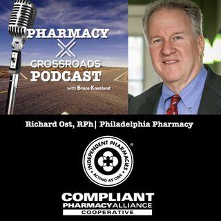 Pharmacy CrossRoads | Pharmacy Owner Richard Ost RPh
