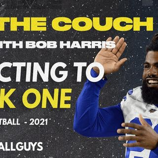 On the Couch with Bob Harris - Reacting to Week 1 - Fantasy Football 2021