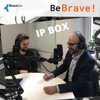 Be Brave! 002 - Jak i kiedy możemy zastować ulgę IP BOX. Rozmowa z adwokatem z firmy Legalcheck.pl