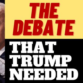 TRUMP BIDEN DEBATE #2 - THE DEBATE TRUMP NEEDED