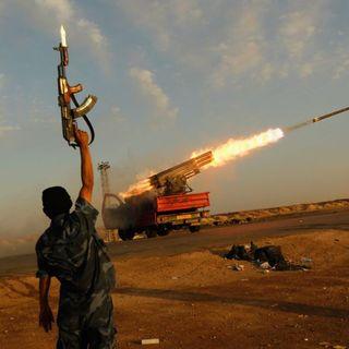 LIbya's Civil War Draws in Turkey & Russia.