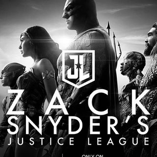 Episode 82: Justice League Snyder Cut
