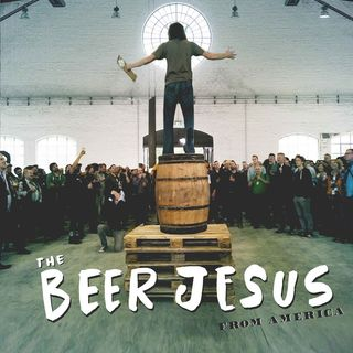 Craft Brew News # 5 - Beer Jesus and Hop Wars