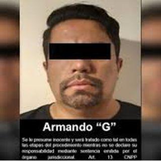 """Fue detenido el """"Máximo"""" líder operativo del Cártel Jalisco Nueva Generación en Guadalajara"""