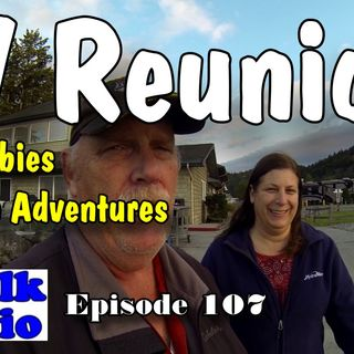 RV Fifth Wheel Reunion, Babies and RV Lifestyles | RV Talk Radio Ep.107 #rvtravel #rv