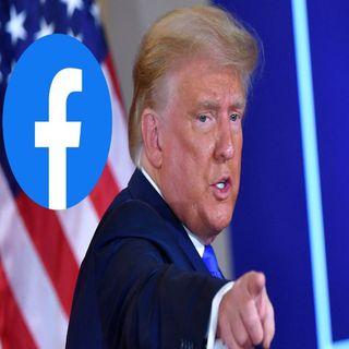 Donald Trump hoy pone a temblar a Facebook y China