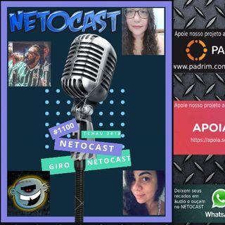 NETOCAST 1100 DE 17/12/2018 - GIRO NETOCAST AO VIVO!