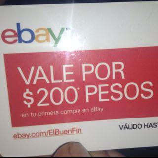 Live y eBay te regalan $200