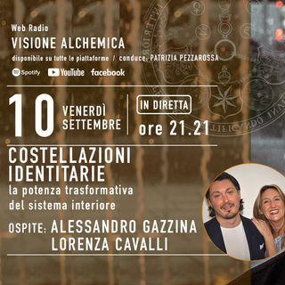 ALESSANDRO GAZZINA E LORENZA CAVALLI LE COSTELLAZIONI IDENTITARIE©