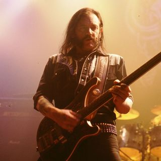 One word: Lemmy.