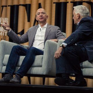 Jeff Bezos on High Tech, Space, and Artificial Intelligence