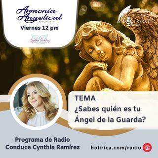 Armonía Angelical - ¿Sabes Quién es Tu Ángel de la Guarda?