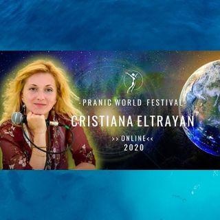 48esima Puntata di Stay Tuned di Dharma & Padme 15 Dicembre Special Guest Cristiana Eltrayan