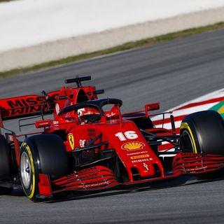 Ferrari ma che DAS succede?