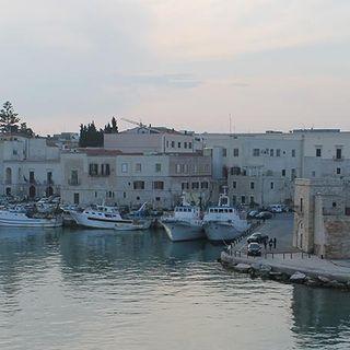 Trani seaport