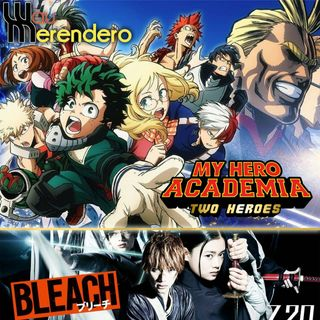 My Hero Academia: Two Heros - WauMerendero 5x21