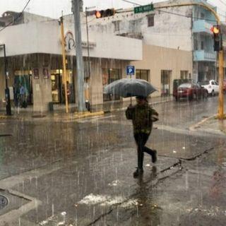Se mantienen lluvias torrenciales en distintos puntos de la República