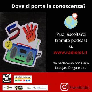#...EuscimmoArivederLEstelle - Five4Radio