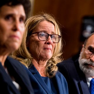 Suffolk Law Students Watching, Learning From Kavanaugh, Ford Hearings