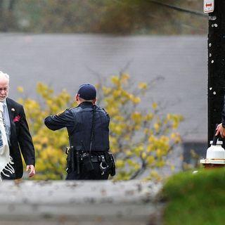 Saturday Morning Chaos Pittsburgh Synagogue Shooter is Robert Bowers