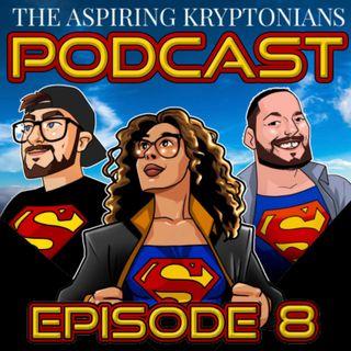 Ep #8 - Superman #31, Justice League: Last Ride #1, Jupiter's Legacy & Idris Elba as Bloodsport