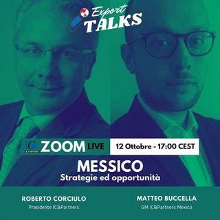 Export Talks Focus Messico