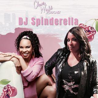 Grammy Award Winning DJ Spinderella
