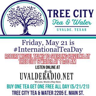 Sterling Havelka / Tree City Tea & Water
