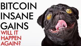 Bitcoin INSANE Gains - Will It Happen Again