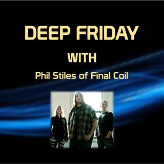 Interview and music with Phil Stiles of Final Coil