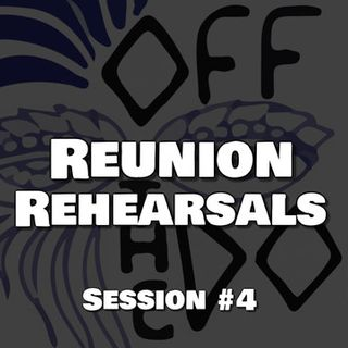 Giants In The Sky Off the Dome Live at Reunion Rehearsals on 2021-05-23