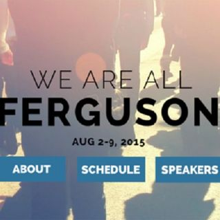 WE ARE ALL FERGUSON