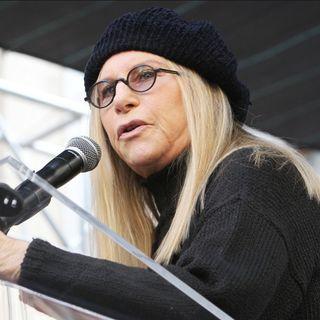 Karel Cast Mon Jan 23 Streisand at March, Alternate Facts