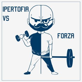 Forza vs Ipertrofia: differenze nell'allenamento