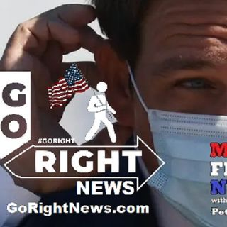 GOV. RON DESANTIS TO BAN 'VACCINE PASSPORTS' IN FLORIDA