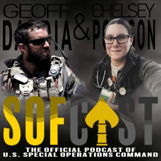 17. MSG Geoff Dardia & Chelsey Poisson, BSN - SOF health, performance, & exposures