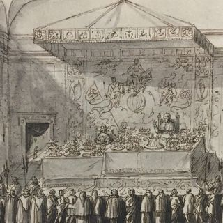 Episode 4: How Do You Solve a Problem like Christina? Papal Banquets in 1655