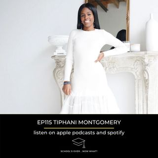 Ep.115 Tiphani Montgomery: Get To This Money