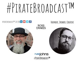 Catch Ross Drakes on the #PirateBroadcast™