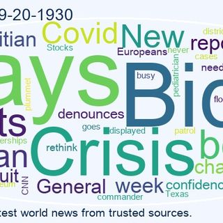 World News 2021-09-20-1930